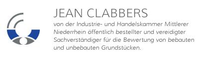 Jean Clabber ist mit dem Zeichen für den Sachverstand ausgezeichnet
